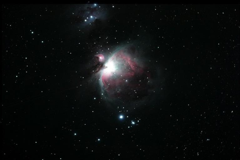 M42_オリオン大星雲