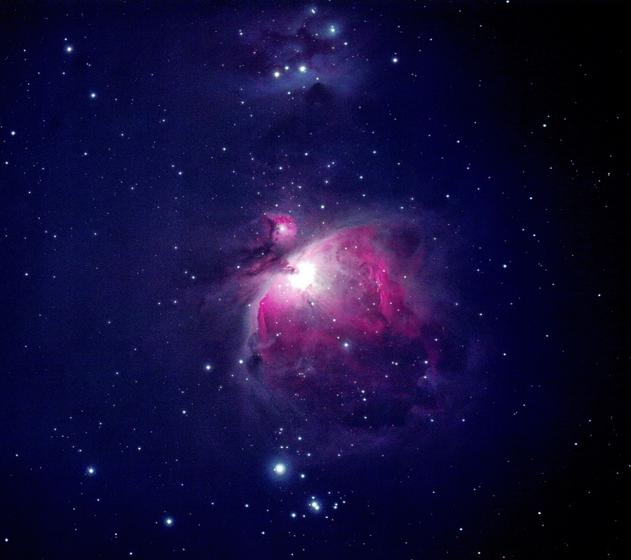 M42_オリオン大星雲 (1)