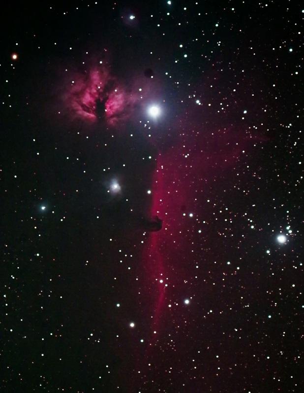 IC434_馬頭星雲